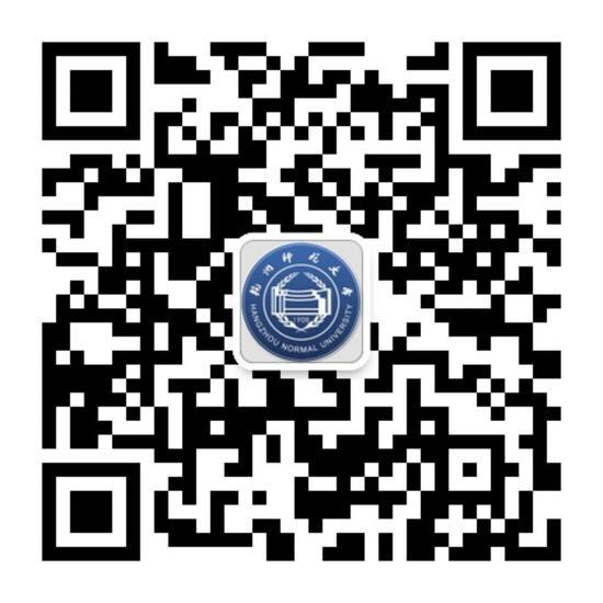 微信扫描二维码关注杭师大数字校园公众号